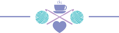 yarn and coffee icon