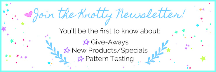 Join the Knotty Newsletter